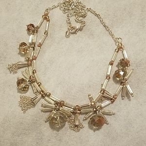 Jewelry - Tassels and Beads Necklace